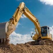 Quais são as três categorias de escavação